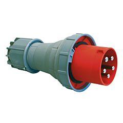 CEE-Stecker 5pol./125A/400V/6h/IP67
