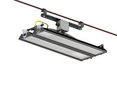 LED-Drahtseilleuchte ALFLED DS 104W/220-240VAC/12.180lm/0°