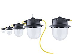 LED-Kuppelleuchte CXL PERFEKT 20W/24VAC/2.320lm/5m