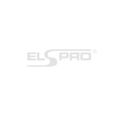 Vollgummi-Schutzkontaktstecker 3pol./230V/16A/IP54