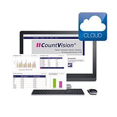 Widget CountVision Cloud für 2 Jahre
