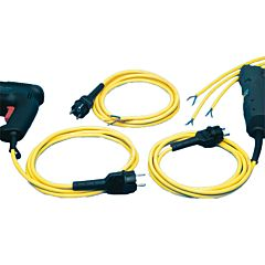 Geräteanschlussleitung HT/H07RN-F/2X1,0mm²/2m