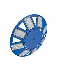 Großflächenleuchte N8LED 2.1 230VAC/dimmbar/blau