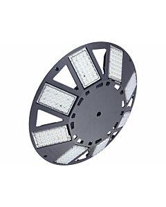 Großflächenleuchte N8LED 2.1 230VAC/dimmbar/grau
