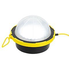 Vollgummi Arbeitsplatzleuchte HAL LED 20 20W/24VAC/2.320lm/5m