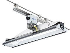 LED-Drahtseilleuchte ALFLED DS 52W/220-240VAC/6.500lm/90°