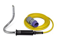 LED Fass-/Hohlraum-/Handleuchte 24VAC-DC/CREE XPG 3W/10m