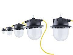 LED-Kuppelleuchte CXL PERFEKT 20W/24VAC/2.320lm/5m/0,5m