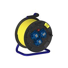 LRX 230V 3xSCH-WD 25m 2,5mm²