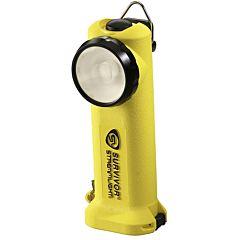 Akkuhandleuchte SURVIVOR LED + Schnellladeeinheit 230V/AC