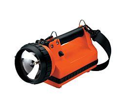 Akkuhandleuchte LITEBOX Stromausfall/Halogen/20W Spot 230/12V