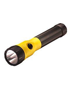 Akkuhandleuchte POLYSTINGER LED + Schnellladeeinheit 230V