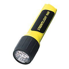 Batteriehandleuchte PROPOLYMER 4AA LED