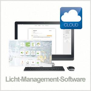 Licht-Management-Software