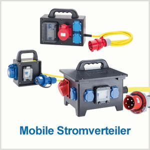 Mobile Stromverteiler